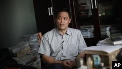 中國維權律師浦志強