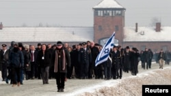 The world marks International Holocaust Remembrance Day on January 27 to remember those who died during the Nazi organised genocide during World War Two that cost the lives of millions of Jews, Roma and Sinti, homosexuals and opponents to Germany's fascis