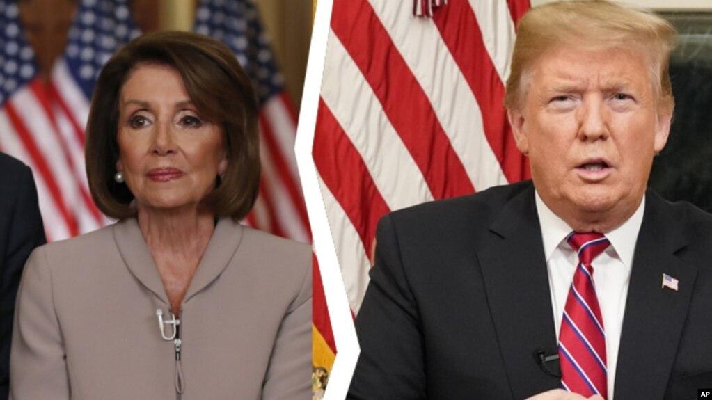 Trump sfidon kryetaren e Dhomës: Shtyje udhëtimin!