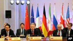27일 카자흐스탄에서 이란과 P5+1(유엔안전보장이사회 5개 상임이사국과 독일)의 이틀째 핵 협상이 열렸다.