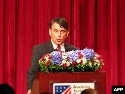 美国在台协会台北办事处处长司徒文