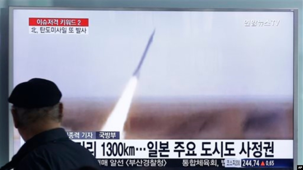 """Các chuyên gia của Liên Hiệp Quốc nói trong một báo cáo mới rằng Triều Tiên đang sử dụng các cơ sở dân sự để lắp ráp và thử nghiệm phi đạn đạn đạo nhằm tránh những cuộc tấn công """"chặt đầu."""""""