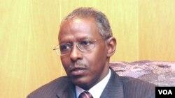 Yemane Gebreab, political advisor to Eritrea President Isaias Afewerki