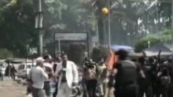 تجمع اعتراضی هواداران مرسی در قاهره