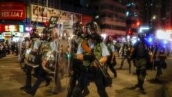 时事大家谈:示威者血溅街头,港警镇压突然加强意味着什么?