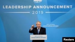 Promete concluiu o Brexit a 31 de Outubro