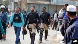 Bangladesh Islamic Militants
