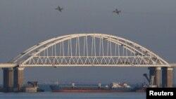 შავი და აზოვის ზღვების დამაკავშირებელ სრუტეს რუსეთი საკუთარი პოლიტიკური მიზნების შესაბამისად კეტავს ან ხსნის