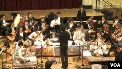 [구석구석 미국 이야기] 아프간 청소년 관현악단 미국 순회공연