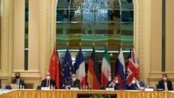 Thương thuyết Iran-Mỹ về chương trình hạt nhân tại Vienna, Áo.