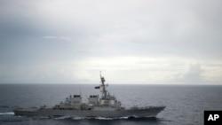 VOA连线(艾德华):台湾国防部回应美国航母战斗群在西太平洋行动