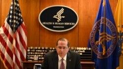 美國衛生部長否認政府處理新冠疫情失當