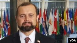 Thomas Perriello, l'envoyé spécial des Etats-Unis pour les Grands Lacs