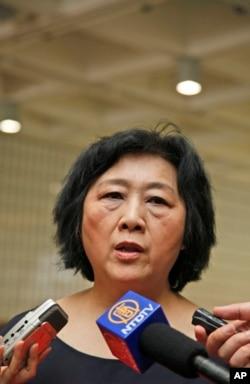 資料照:北京資深媒體人高瑜