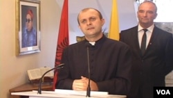 Albania Catholic church