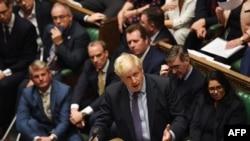 Brexit : Boris Johnson a annoncé la suspension de l'examen de l'accord