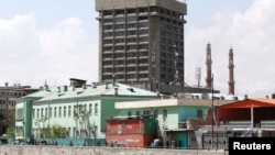 Министерство связи и информационных технологий в столице Афганистана