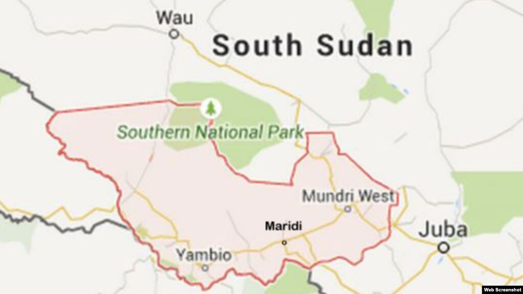 More Violence in South Sudans Western Equatoria State