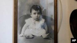 عکس اما مورانو در ۱۸ ماهگی