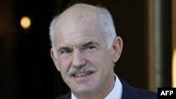 Yunanıstanın baş naziri Corc Papandreu vəzifəsindən istefa verməyəcəyini bəyan edib