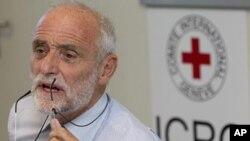 국제적십자 위원회 제이콥 켈렌버거 총재 (자료사진)