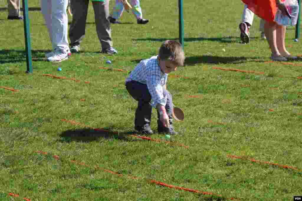 Los niños disfrutaron de actividades deportivas, musicales y educativas.