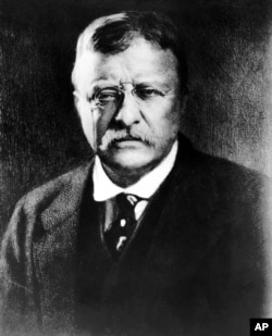 "Theodore Roosevelt, the 26th U.S. president, seen in this undated picture, ""could be blind to his own contradictions. But it was couched in a warm, almost ebullient style,"" says historian David Greenberg of Rutgers University."