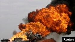 17名外国劳工死于发生在莫斯科的一场大火。