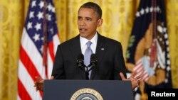 Presiden Barack Obama harus mempertimbangkan faktor-faktor hukum jika AS berencana menyerang Suriah (foto: dok).