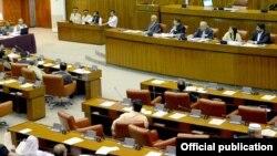 پاکستان کا ایوان بالا (فائل فوٹو)