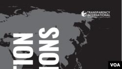 """Доклад TransparencyInternational """"Индекс восприятия коррупции - 2020"""""""