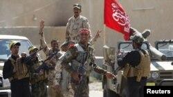 Iračke snage uoči napada na Tikrit