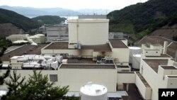 Экспериментальная АЭС в японском городе Цуруга