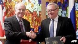 ამერიკა-რუსეთის ახალი შეთანხმება