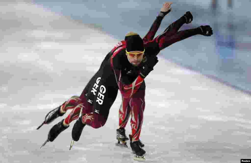 ورزشکاران تیم ملی آلمان در بازی های المپیک زمستانی سوچی، ۳۱ ژانویه ۲۰۱۴