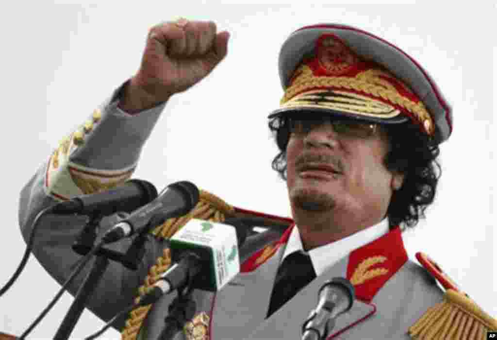 Sawirro: Qalalaasaha ka socda Liibiya