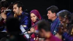 محمد رضا شجریان در جشنواره موسیقی «بیت الدین» لبنان