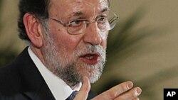 Thủ tướng Tây Ban Nha Mariano Rajoy nói việc nắm quyền kiểm soát ngân hàng Bankia không buộc chính phủ phải mưu tìm biện pháp cứu nguy của các nước Châu Âu
