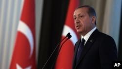 Turski premijer Redžep Tajip Erdogan