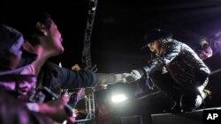 El cantante de rancheras Gerardo Ortiz, un californiano de 24 años, suma un éxito tras otro en México y Estados Unidos.