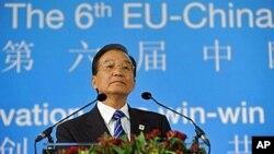 چینی وزیراعظم وین جیا باؤ