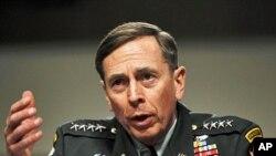 افغانستان سے فوجوں کی واپسی، آپشنز زیرِغور: پیٹریاس