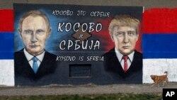 La embajada rusa en Londres informó que Moscú estaría de acuerdo con una cumbre entre Putin y Trump.