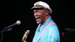 Chuck Berry Still Reeling and Rocking on Stage at 85