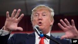 Donald Tramp i njegove predsedničke sposobnosti predmet kritike sudije Vrhovnog suda