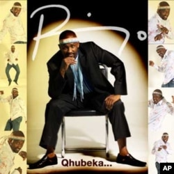 The cover of Madlingozi's acclaimed 'Qhubeka' album