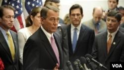 Más del 80 por ciento de los estadounidenses desaprueban la forma en que los legisladores hacen su trabajo.