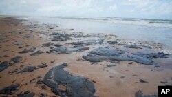 Un informe indica que el crudo que ha estado contaminando las playas del noreste de Brasil, proviene de Venezuela.
