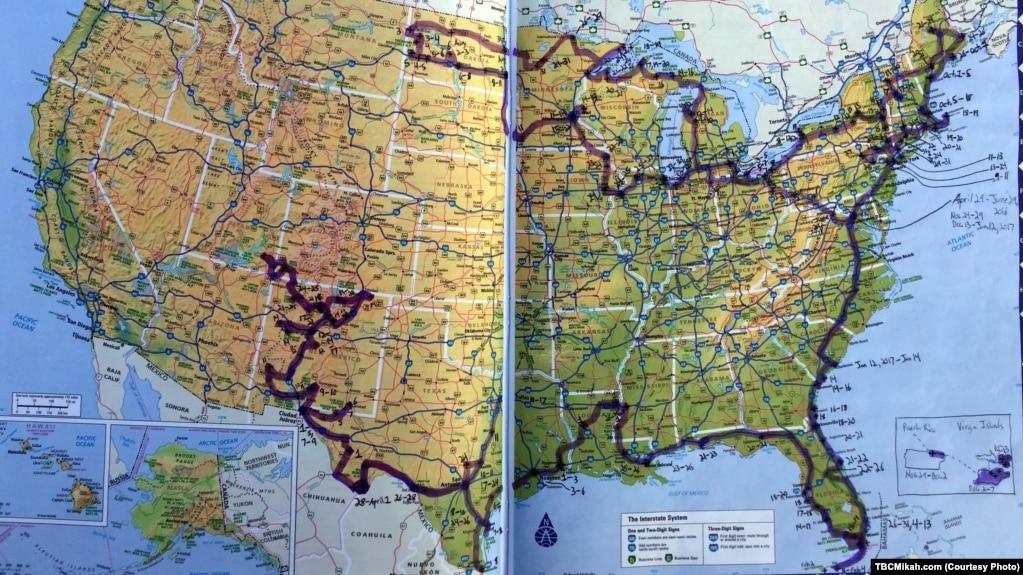 Road Trip Milestone US National Parks Visited To Go - Us national parks road trip map