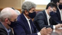 美國氣候特使克里再次訪華 合作前景不被看好
